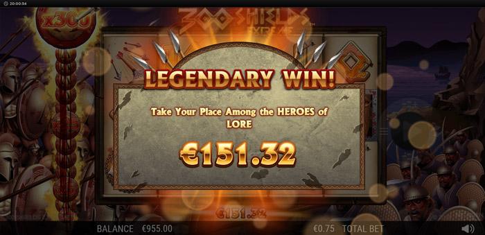 Legendary Win