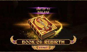 Book Rebirth Intro
