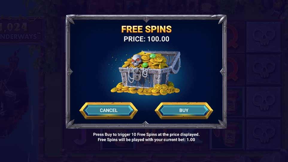 Boom Pirates Buy Bonus