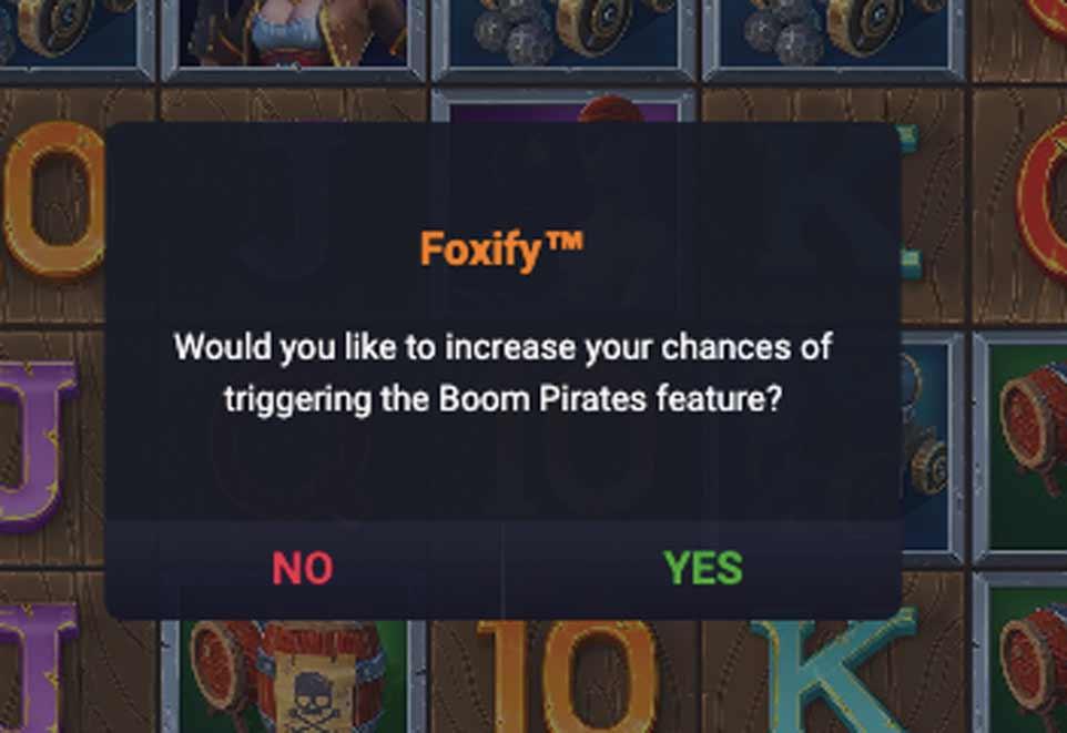 Boom Pirates Foxify