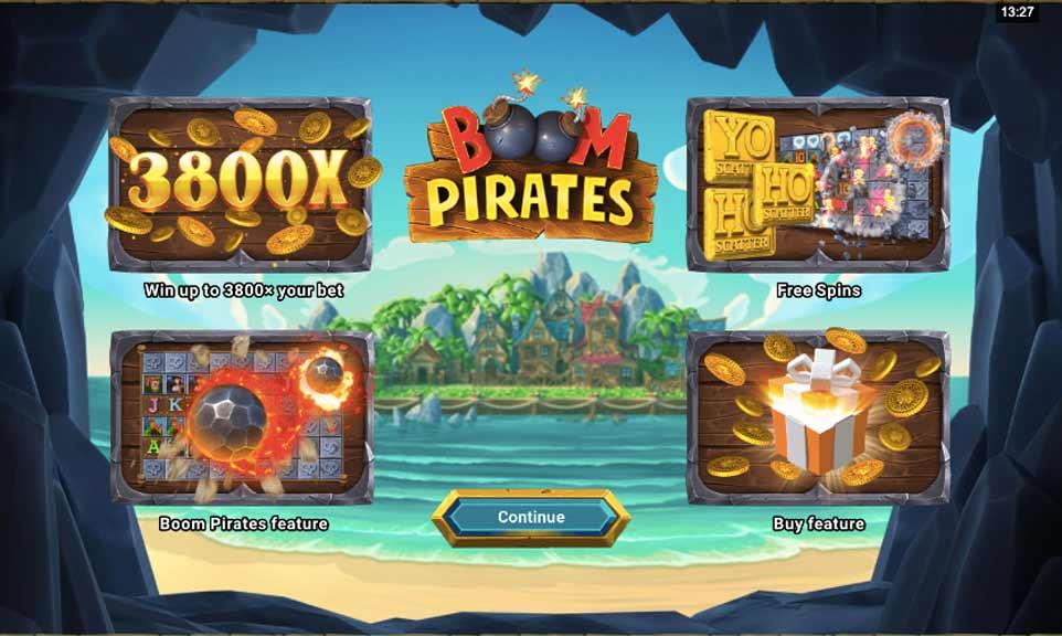 Boom Pirates Intro