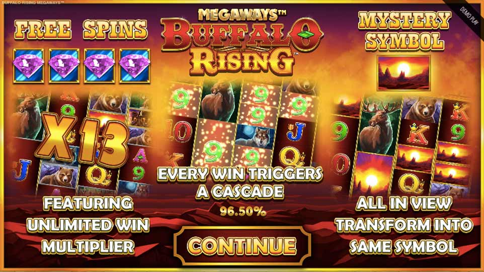 Buffalo Rising Intro