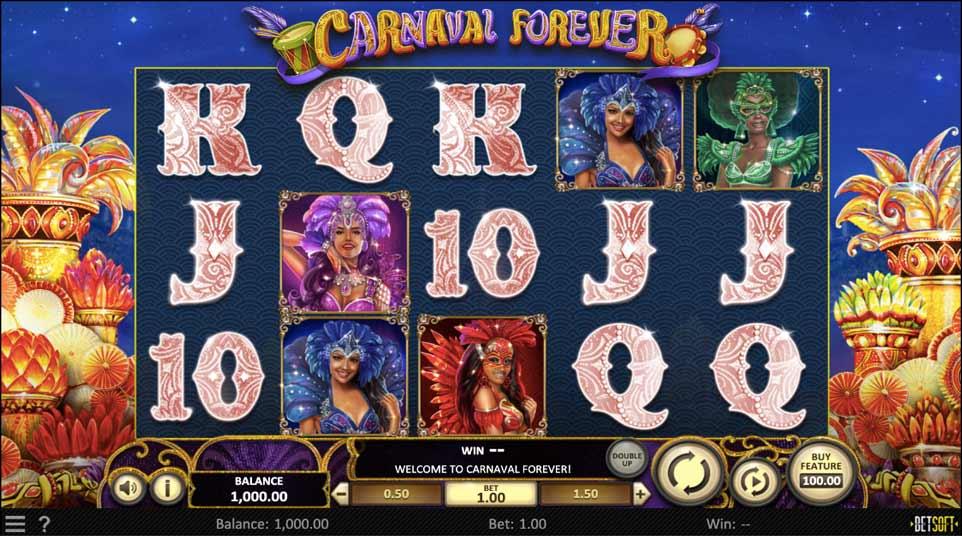 Carnaval Forever Start