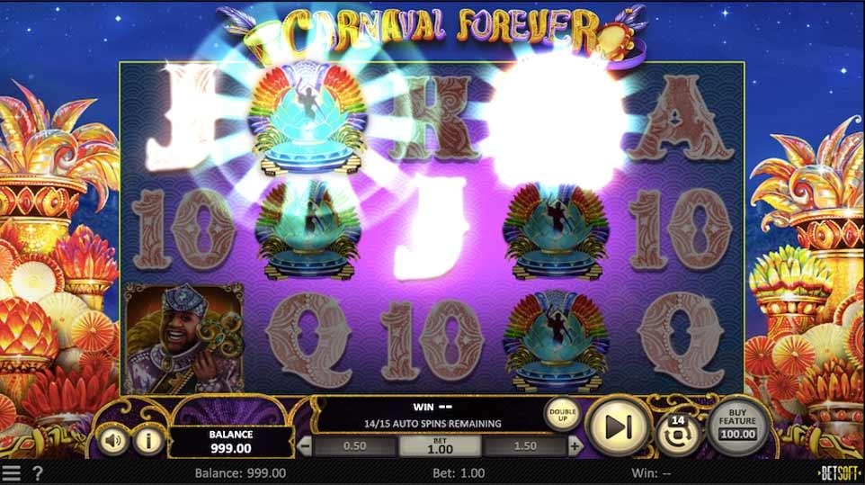 Carnaval Forever Win
