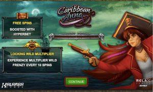 Carribean Anne Intro