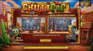 Chilli Pop Intro