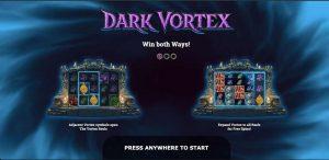 Dark Vortex Intro