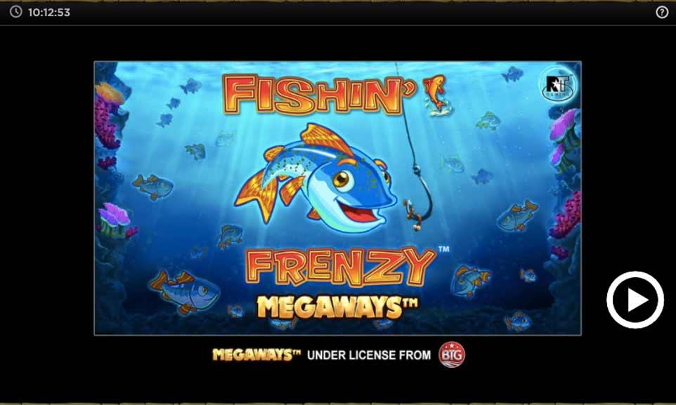 Fishin Frenzy Intro