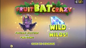 Fruit Bat Intro