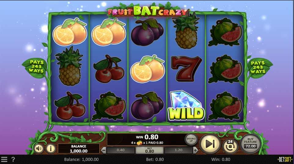 Fruit Bat Win