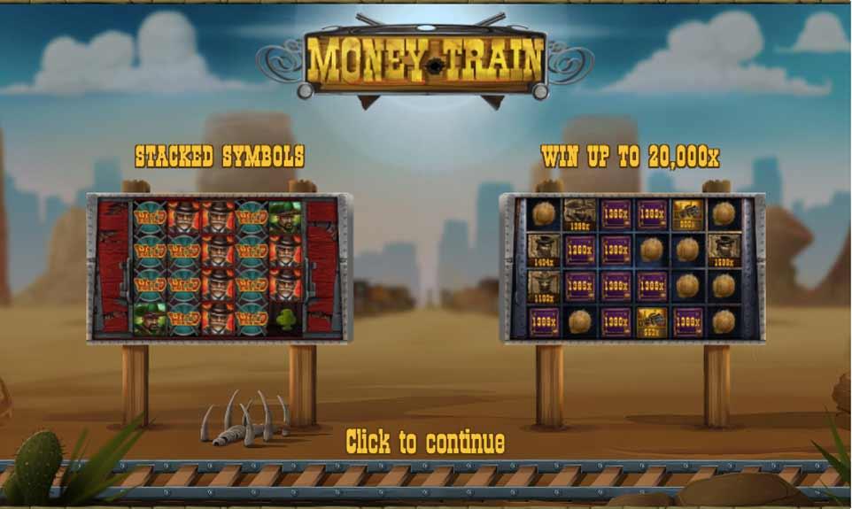 Money Train Intro