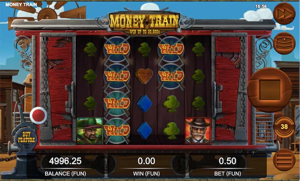 Money Train Wild