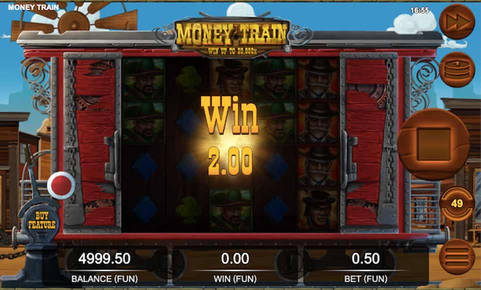 Money Train Win