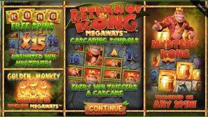 Return Kong Intro