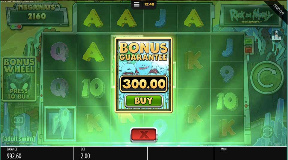Rick Morty Buy Bonus