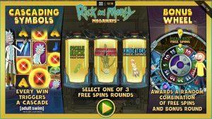 Rick Morty Intro