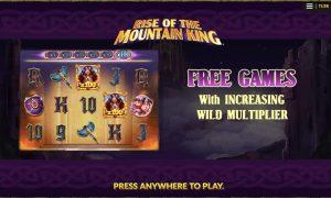 Rise Mountain King Intro