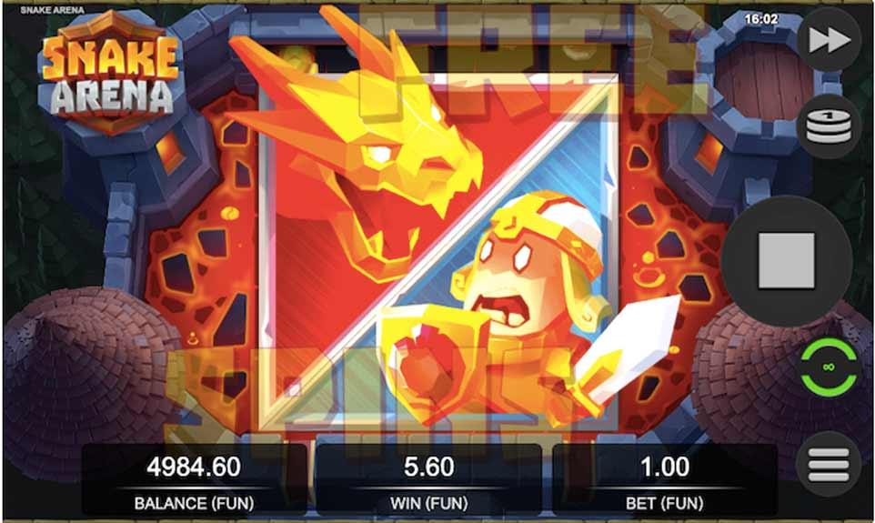 Snake Arena Bonus Start