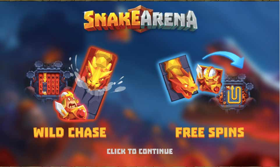 Snake Arena Intro