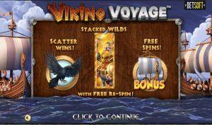 Viking Voyage Intro