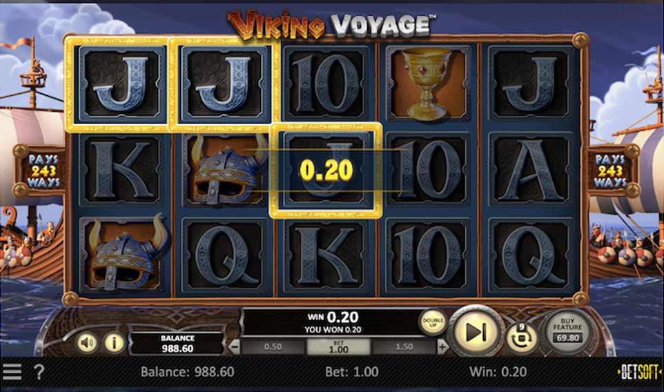 Viking Voyage Win
