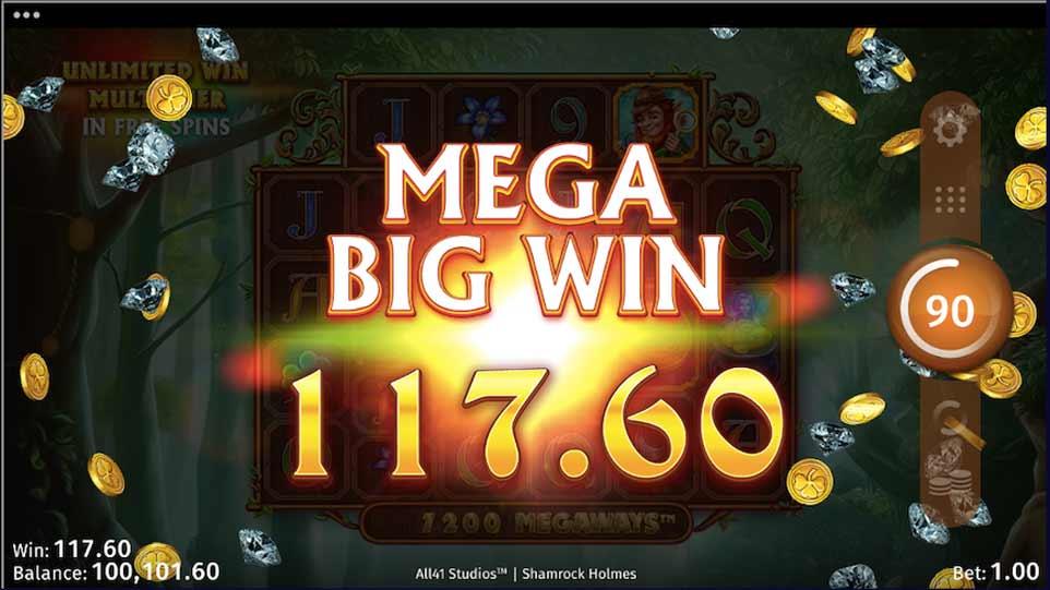 Montezuma Megaways Big Win